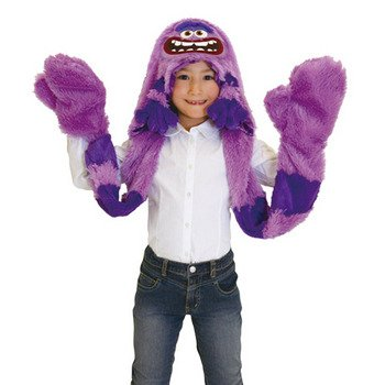 Disney Monsters University Costume - Art Costume - Child Size ()