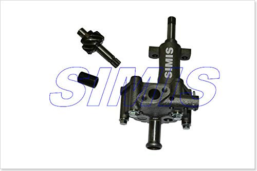 Short Pipe 46.5mm Oil Pump 8-94366-241-0 for 4bd1 6bd1 Engine by SIWIST