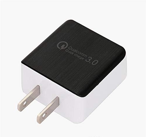 Amazon.com: Cargador de pared USB rápido de carga rápida 5 V ...