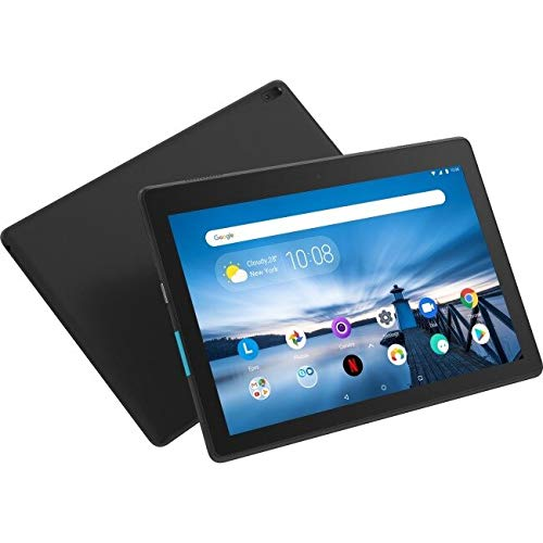 "Lenovo Tab 10 Tablet PC, 10.1"" HD Touchscreen, Qualcomm Quad-Core Processor 1.30GHz, 2GB Memory, 16GB Storage, WiFi(Renewed)"