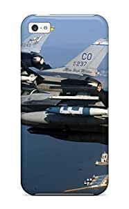Forever Collectibles Aircraft Hard Snap-on Iphone 5c Case