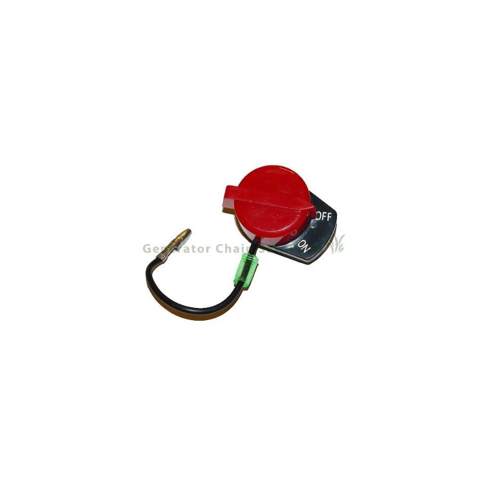 Honda Gx240 Gx270 Gx340 Gx390 Engine Motor Generator Lawn Mower Water Pump Replacement Kill Switch Button
