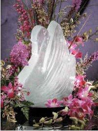Ice Cream Sculpture (Reusable Swan Ice Sculpture Mold)