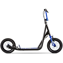 "Mongoose Expo Scooter, 12"", Black/Blue"