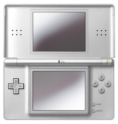 Amazon.com: Nintendo Ds Lite Gloss Silver NEW: Video Games