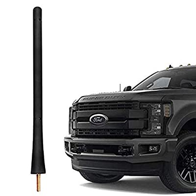 Flexible Radio Antenna Compatible with 1990 to 2016 Ford F250 F350 Super Duty, 1990 to 2008 F150: Home Audio & Theater