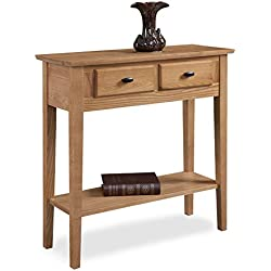 Leick 10075-DS Desert Sands Hall Console Table