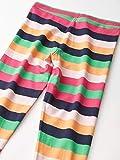 Spotted Zebra Girls' Kids Leggings, 4-Pack