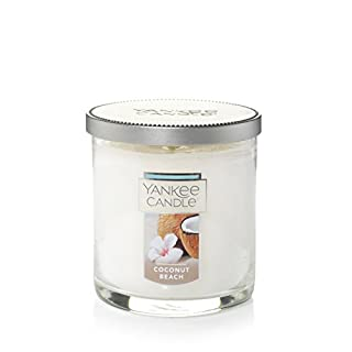 Yankee Candle Small Tumbler Candle, Coconut Beach