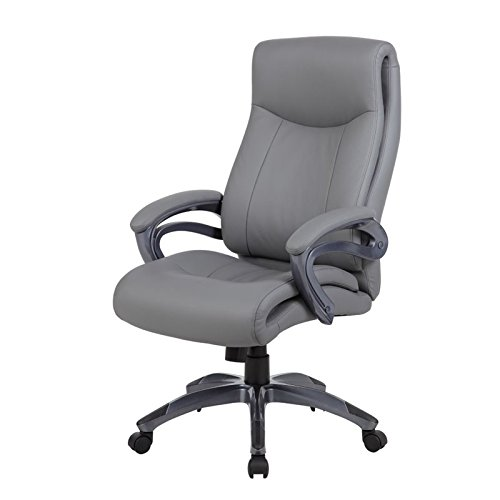 boss-office-products-b8661-gy-double-layer-executive-chair-in-grey