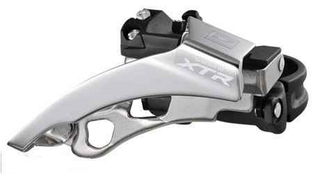 SHIMANO XTR Dyna-Sys FD-M980 Front Derailleur FD-M980/E-Type/Top Swing, One Size