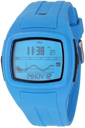 Quiksilver Men's M144TR-CYN Tide Digital Watch