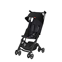 Discover the perfect companion for traveling: ultra-light comfort and ultra-compact closure With its outstanding innovative design, the Pockit + is one of the most compact pushchairs in the world. In a few moves the light stroller is transfor...