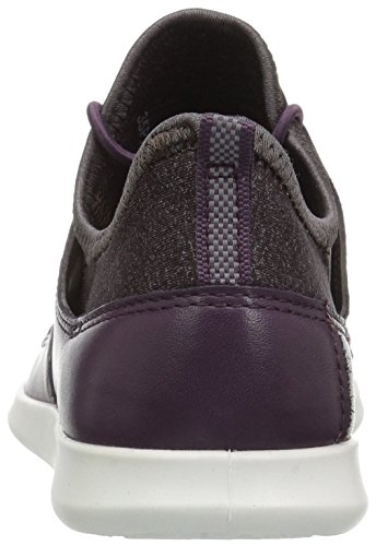 Sense Toggle Mauve Mauve Women's ECCO Elastic Fashion Sneaker Sf88qF
