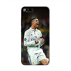 Cover It Up - Cristiano Goal Mi6 Hard Case