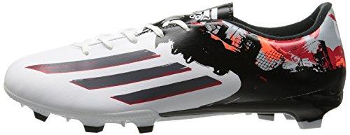 10 Surfaces Fixes Blanc Adidas De Performance Gris Puissance Messi Vif Avec 3 carlate Football Agrafes EHHRSnZqz