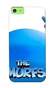 meilinF000New Premium Brendapritchard The Smurfs 2 Movie 2013 Skin Case Cover Design Ellent Fitted For iphone 5/5s For LoversmeilinF000