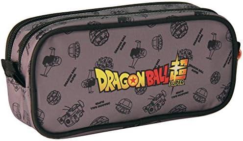 Clairefontaine Dragon Ball Estuches, 22 cm, Gris (Grigio): Amazon.es: Equipaje