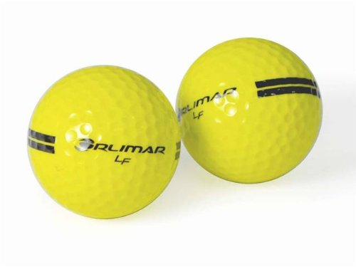 Orlimar LF Golf Range Ball – 25 dozen Bulk (Yellow with Black), Outdoor Stuffs