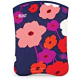 BUILT Neoprene Slim Sleeve for all iPads, Lush Flower