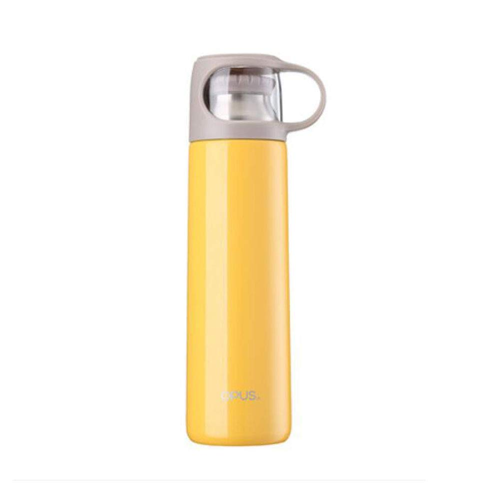F & H FH Thermoskanne Tasse Männer Und Frauen Edelstahl Outdoor Travel Student Große Kapazität Wasserkocher Wasser Tasse