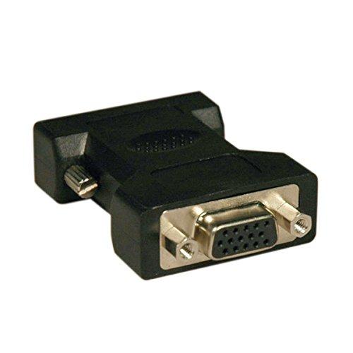 (Tripp Lite DVI to VGA Cable Adapter DVI2VGA (DVI-A Analog-M to HD15-F)(P120-000))