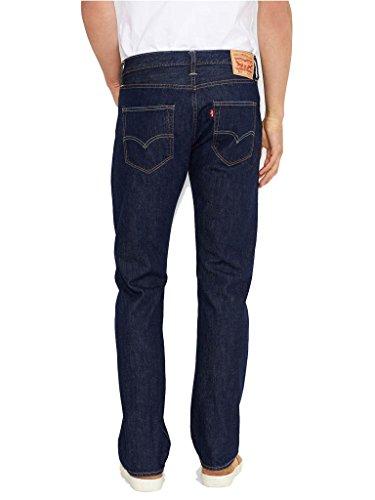 Pantalones hombre Azul Onewash vaqueros para 501 Levi's 7qxaB7F