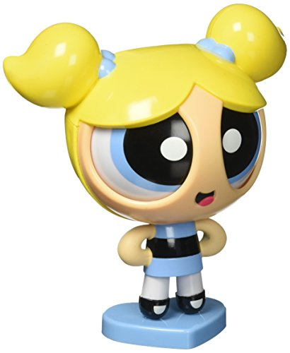 Powerpuff Girls - Action Eyes Doll - Bubbles