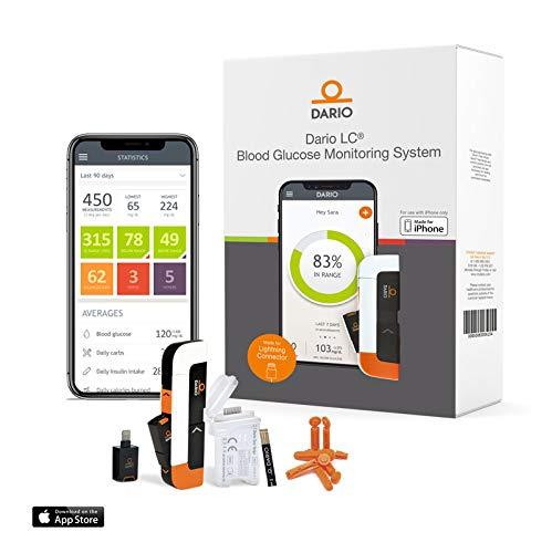one smart blood glucose meter