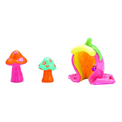Creativity for kids enchanted fairy garden craft kit for Fairy crafts for toddlers