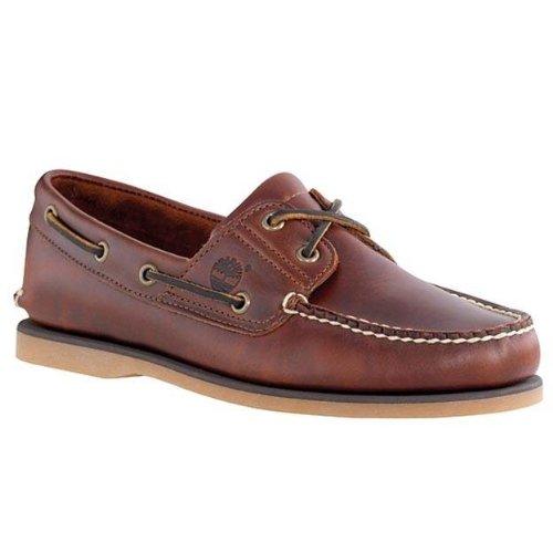 Timberland - Mocasines para hombre Marrón marrón 45,5 EUR: Amazon.es: Zapatos y complementos