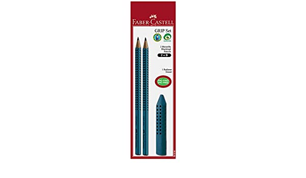 12 pack Faber-Castell GRIP 2001  pencil  Hardness B