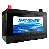 Best Marine Deep Cycle Batteries - Deep Cycle Marine Battery Replaces D27M 8027-127 Group Review