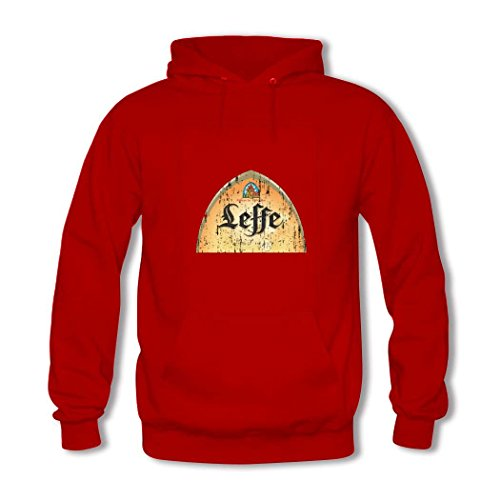 leffe-red-pullover-hooded-sweatshirt-men-large-hoodies