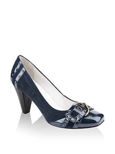 Chaussures Dame - 4251-suepatw blue