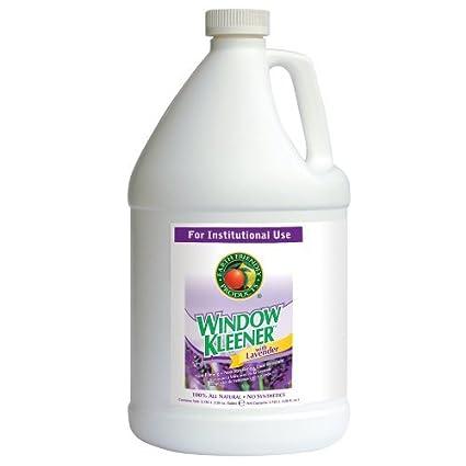 Productos Favorables a la Tierra Proline PL9301 / 04 Window Kleener Vidrio de Lavanda y Limpiador