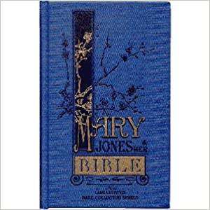 Book Mary Jones and Her Bible