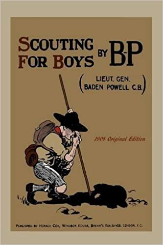 Scouting for boys robert baden powell 9781578989928 amazon books fandeluxe Images
