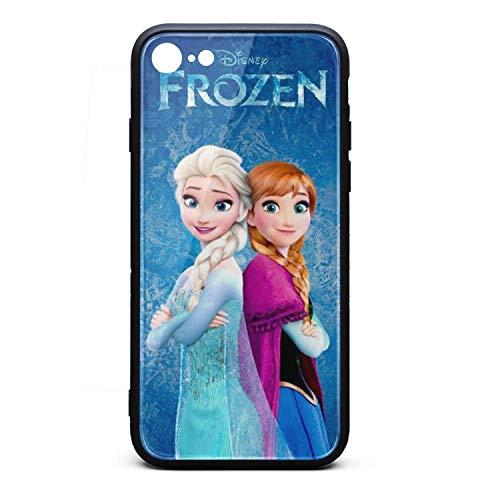 (Moromly Anti-Scratch iPhone 6/ iPhone 6S Case 9H Tempered TPU Glass Back)