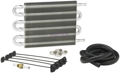 Hayden Automotive 403 Ultra-Cool Tube and Fin Transmission Cooler ()
