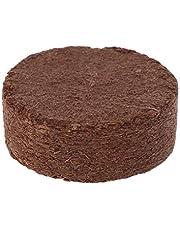 PULABO Gad z włókna kokosowego cegły substratowe naturalna pościel gleba do terrariów kreatywne i wykwintne wykonanie praktyczne i opłacalne