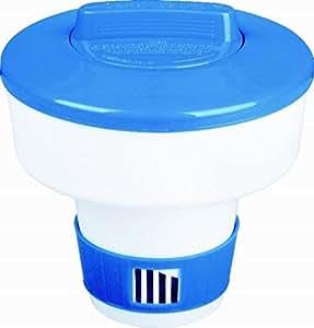 Floating Chlorine Tablet Dispenser For Swimming Pools Garden Outdoor