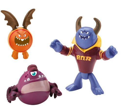 monsters inc action figures - 4