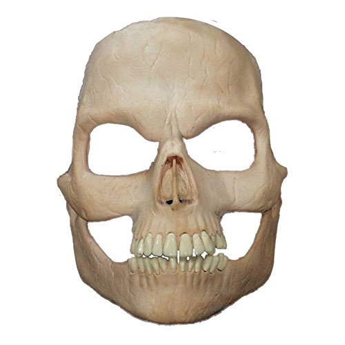 Skull Foam Latex Prosthetic Adult Size -