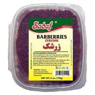 Sadaf Zereshk, Dried Barberies 6 oz - SET OF 4