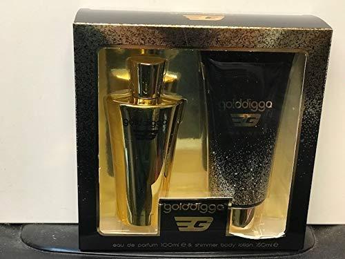 Golddigga Pour Femme Eau De Parfum   Shimmering Moisturising Lotion ... 35b64833e