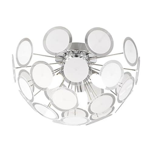 chollos oferta descuentos barato Trio Lighting Dischi Apliques y plafones E14 25 cm