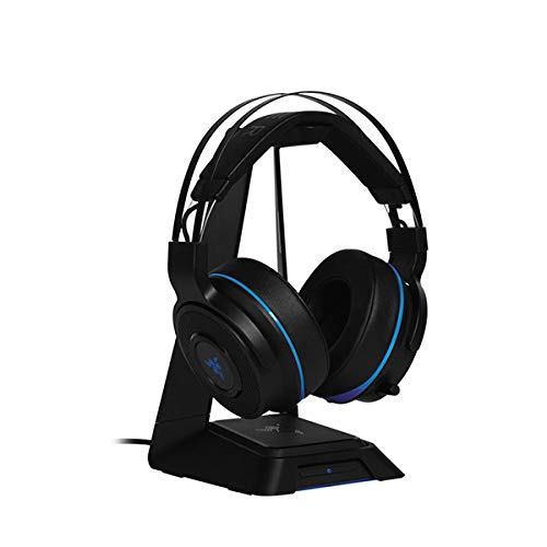 IDS Home Thresher Ultimate Fashion Dolby 7.1 Wireless Headset for PC & Playstation 4 - Black + Blue