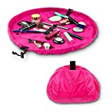 Lay-n-Go Cosmo (21') Cosmetic Bag, Pink