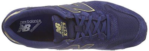 Ny Balance Dame Wr996 Sneaker Blau (blå) BEBEqCva